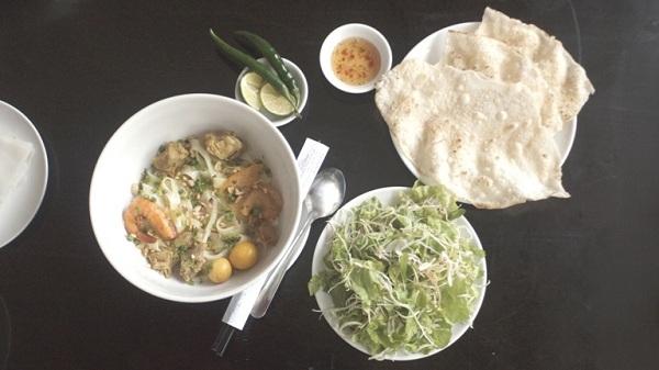 Du lịch ẩm thực cùng nhà hàng Mỳ Quảng Mỹ Sơn 5