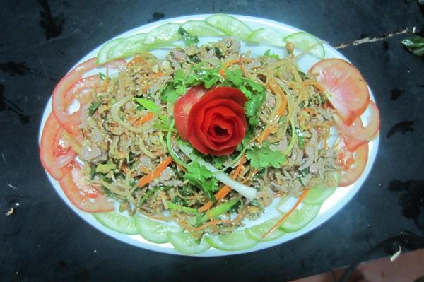 Du lịch ẩm thực cùng nhà hàng Mỳ Quảng Mỹ Sơn 1