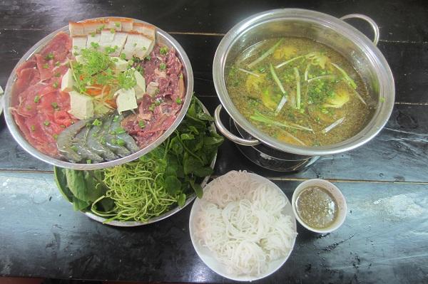 Du lịch ẩm thực cùng nhà hàng Mỳ Quảng Mỹ Sơn 3