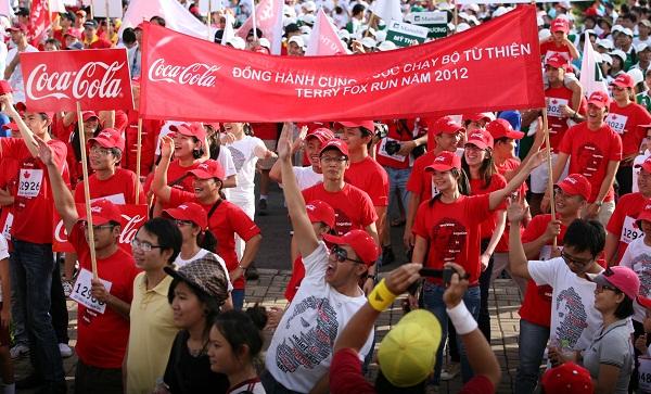 "Vui nhảy Zumba với ""Dance with Coca-Cola"" 1"