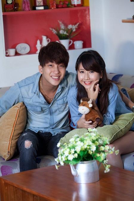 Bắt gặp Quỳnh Anh Shyn và Bê Trần hẹn hò 1