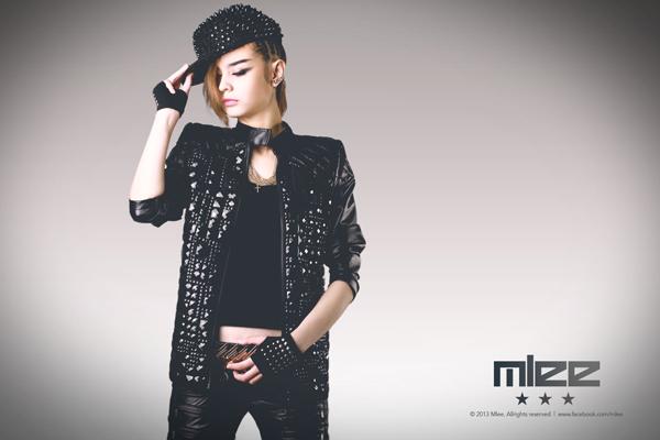 """MLee: Nữ ca sĩ Việt - Pháp """"đa zi năng"""" chào sân Vbiz 10"""