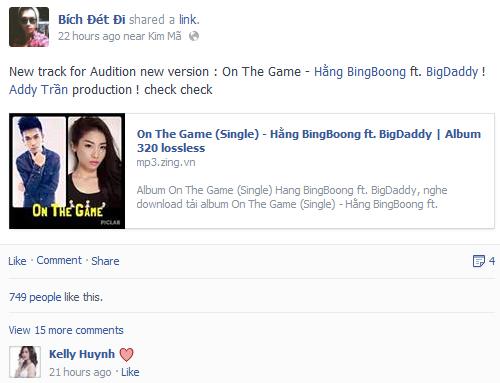 Big Daddy bất ngờ ra mắt trailer cùng Hằng Bingboong 1