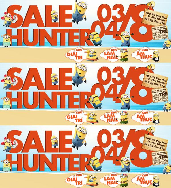 """Phiên chợ sale hunter 3/8 và 4/8: Shopping thật rẻ, """"săn"""" minion """"thật hot"""" 1"""