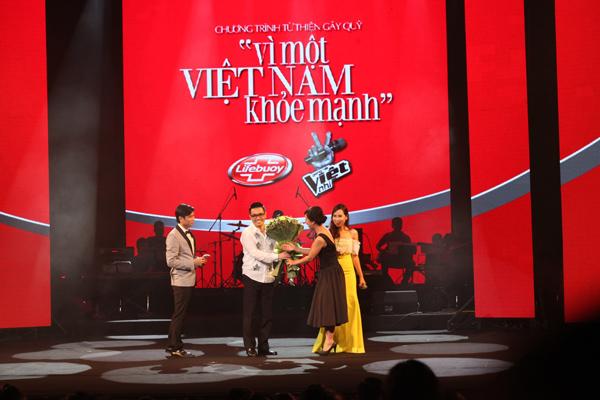 """Tri ân khán giả, sao nhí góp 200 triệu đồng vào quỹ """"Vì một Việt Nam khỏe mạnh"""" 6"""