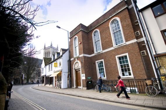 Học bổng 50% Cats College - Cambridge – Canterbury – London 1