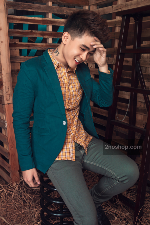 Dàn hot boy Việt quy tụ trong bữa tiệc thời trang 6