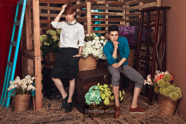 Dàn hot boy Việt quy tụ trong bữa tiệc thời trang 11