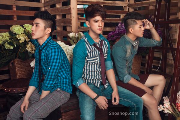 Dàn hot boy Việt quy tụ trong bữa tiệc thời trang 12