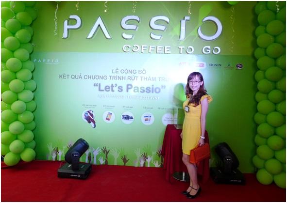 Công bố kết quả chương trình Let's Passio 5