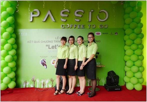 Công bố kết quả chương trình Let's Passio 9