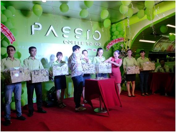 Công bố kết quả chương trình Let's Passio 10