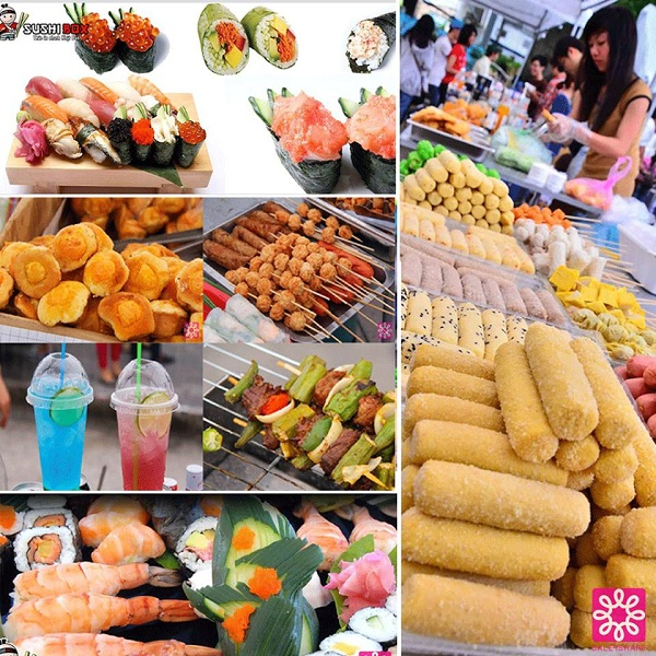 Nhộn nhịp mua sắm cuối tuần cùng Quang Đăng tại Sale 4Share 17
