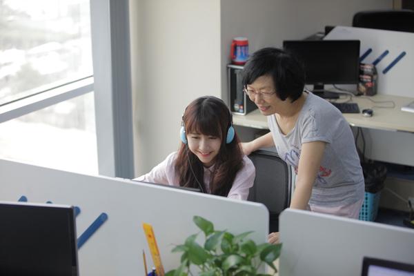 Tiếng Anh online: Học ảo, chất lượng có ảo? 1