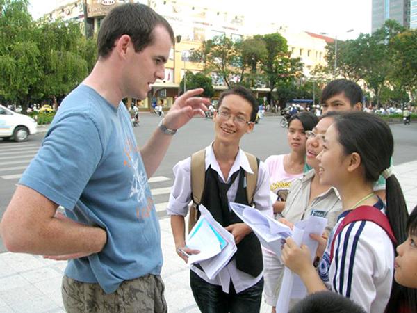 Tiếng Anh online: Học ảo, chất lượng có ảo? 3