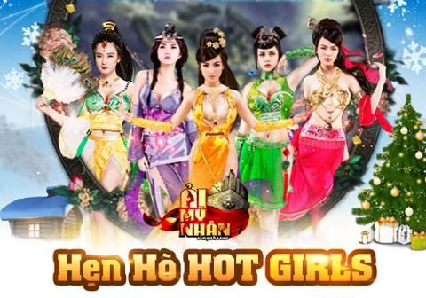 Những hot girl nóng bỏng của Ải Mỹ Nhân năm 2013 1