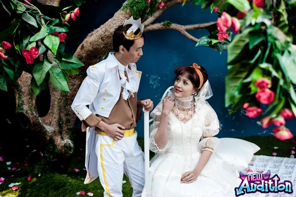 """""""Vén màn bí mật"""" chuyện chụp ảnh cưới của Toàn Shinoda 6"""