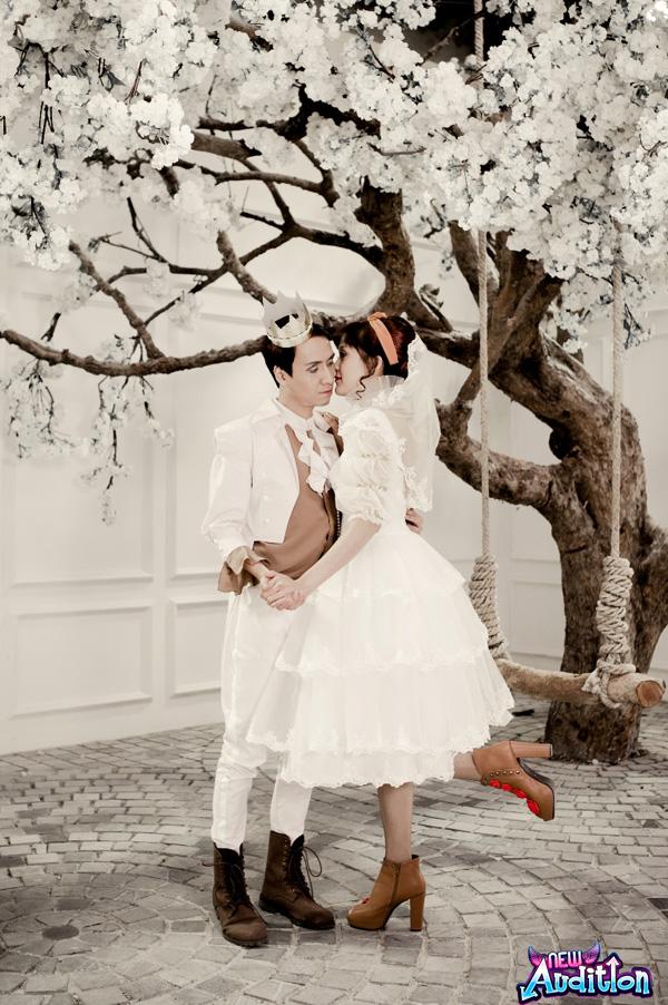 """""""Vén màn bí mật"""" chuyện chụp ảnh cưới của Toàn Shinoda 17"""