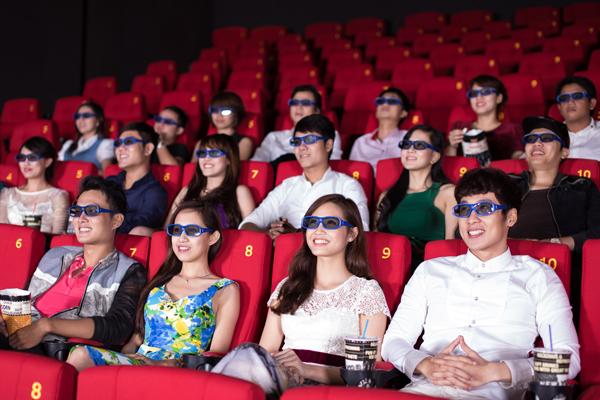 CGV khai trương rạp chiếu phim tại Cần Thơ 1