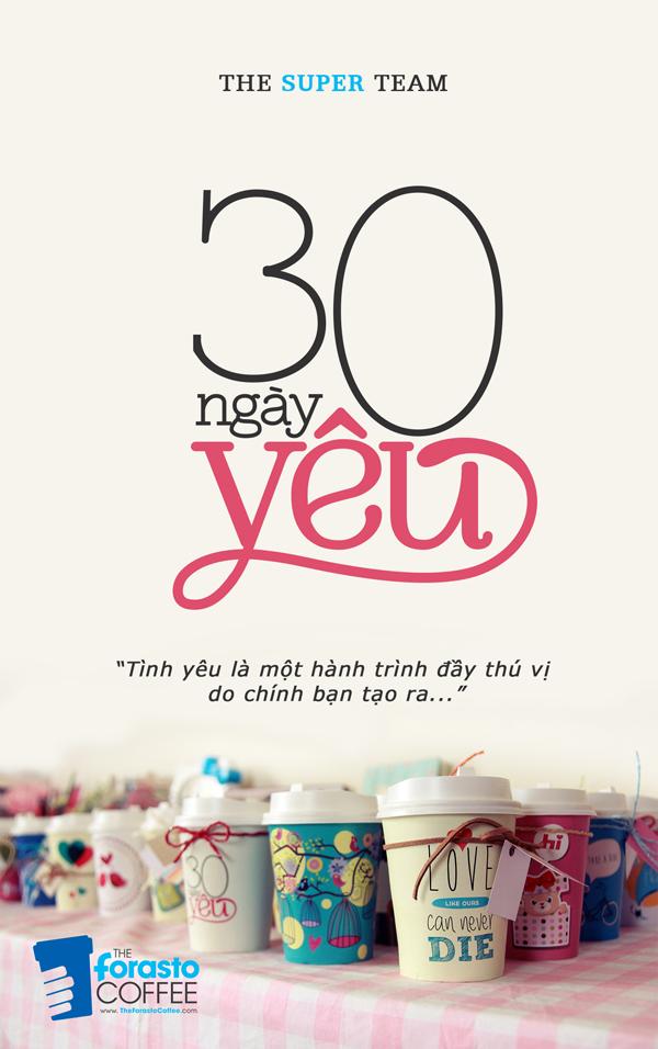 30 ngày yêu – Phim ngắn gây sốt mùa Valentine 2014 1