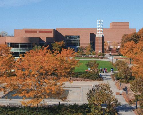 Saginaw Valley State University - Nơi giúp bạn sẵn sàng cho tương lai 1
