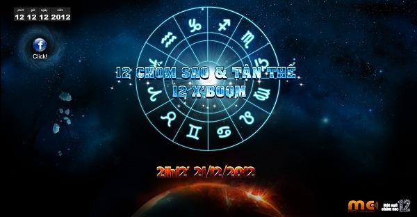 Game 12 cung hoàng đạo VN chính thức phát hành 1