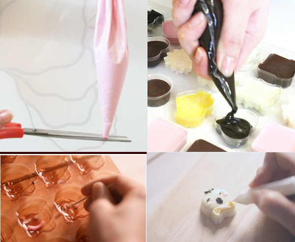 Cách tự làm Chocolate cho ngày Valentine ý nghĩa 2