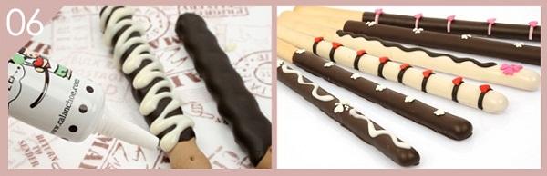 Cách tự làm Chocolate cho ngày Valentine ý nghĩa 4