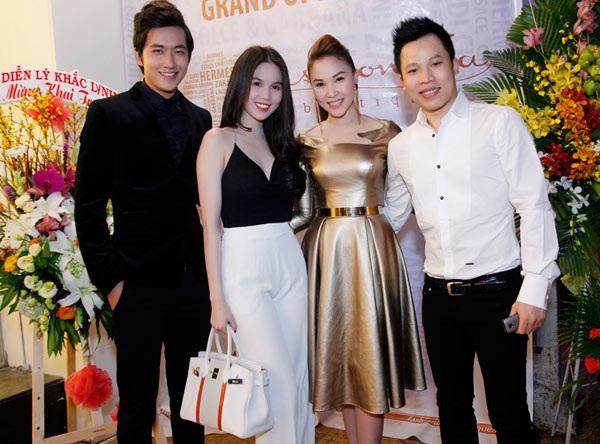 Người mẫu Quỳnh Thư hợp tác cùng Mr.Đàm 6