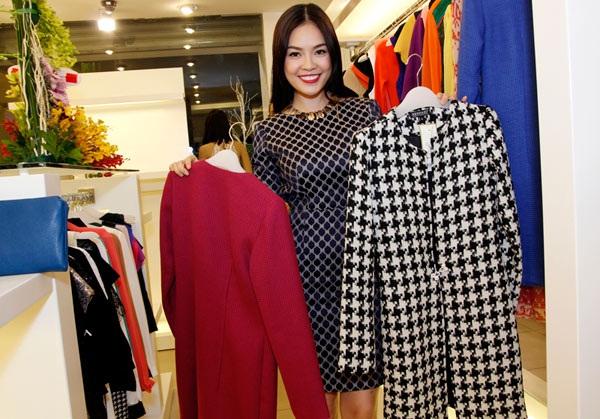 Người mẫu Quỳnh Thư hợp tác cùng Mr.Đàm 7