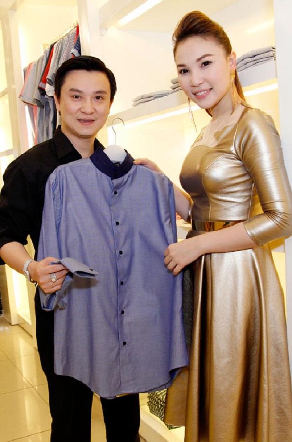 Người mẫu Quỳnh Thư hợp tác cùng Mr.Đàm 8
