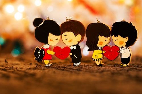 """Gỗ đôi """"U&I"""" - Quà tặng cực độc mùa Valentine 2013 2"""