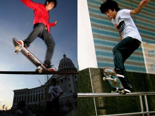 """Linh Bé: """"Muốn chơi skateboard, phải biết kiên trì và không ngại thử thách"""" 3"""