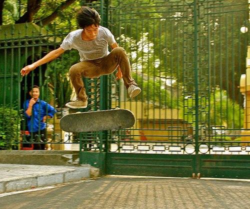 """Linh Bé: """"Muốn chơi skateboard, phải biết kiên trì và không ngại thử thách"""" 4"""