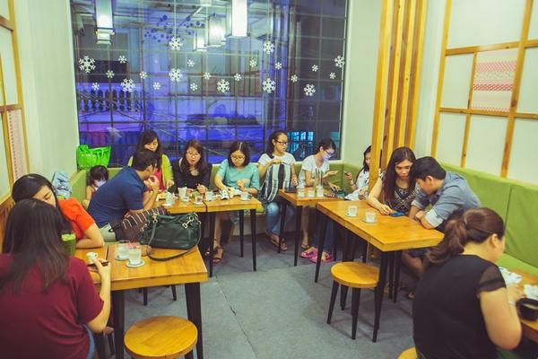 Thưởng thức ẩm thực Nhật Bản tinh tế tại Watcha Cafe 1