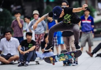 """""""Thử thách Skateboard"""" – Món quà tuyệt vời cho các skater 1"""