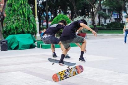 """""""Thử thách Skateboard"""" – Món quà tuyệt vời cho các skater 2"""