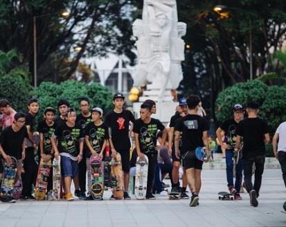 """""""Thử thách Skateboard"""" – Món quà tuyệt vời cho các skater 4"""
