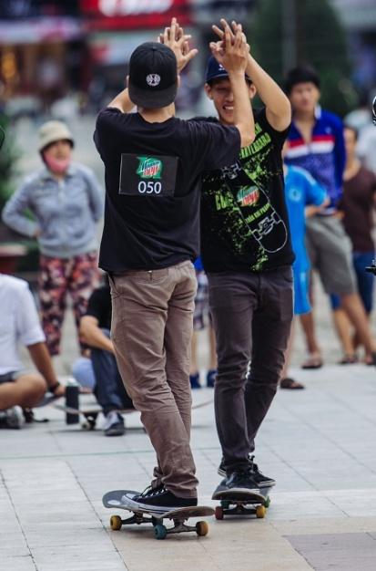 """""""Thử thách Skateboard"""" – Món quà tuyệt vời cho các skater 5"""