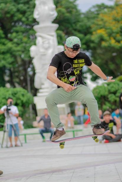 """""""Thử thách Skateboard"""" – Món quà tuyệt vời cho các skater 7"""