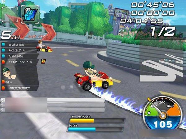 Giới trẻ Việt xôn xao vì game đua xe 2S 1