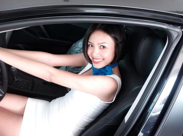 Vũ Thị Hà Lan đăng quang Miss Ảnh Củ Hành 2013 8