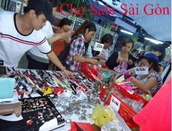 Chợ Sale Sài Gòn – Đến mua và cảm nhận 15