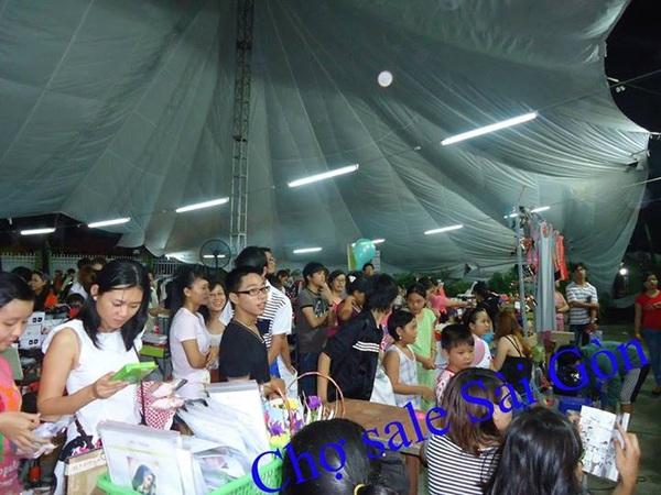 Chợ Sale Sài Gòn – Đến mua và cảm nhận 16