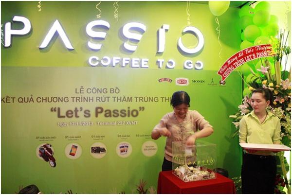 Công bố kết quả chương trình Let's Passio 13