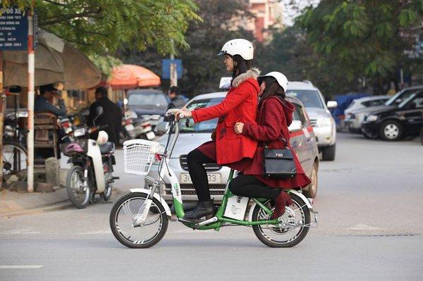 """Cẩm nang """"tăm tia"""" một chiếc xe đạp điện cho giới trẻ 2"""