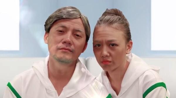 """Soi ngoại hình """"khi về già"""" của Hari – Tiến Đạt trong video mới 1"""