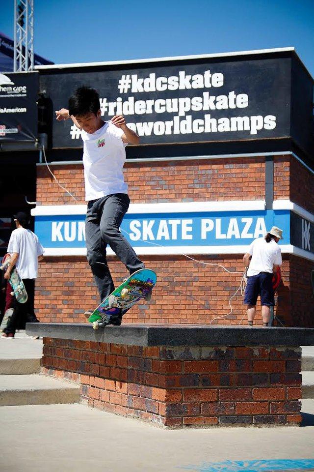 """Linh Bé: """"Muốn chơi skateboard, phải biết kiên trì và không ngại thử thách"""" 2"""