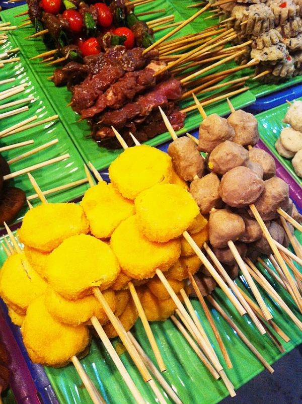 Trời lạnh đi ăn đồ nướng Hàn Quốc tự chọn giá rẻ 12