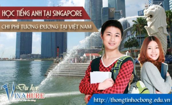 Học tiếng Anh tại Singapore – Thi thử IELTS miễn phí cùng VINAHURE 1